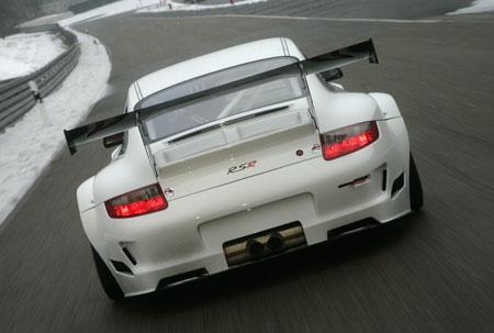 Porsche 911 GT3 RSRS