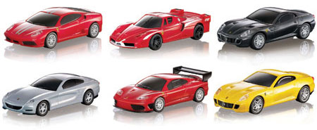 Merveilleux Shell Ferrari Model Cars