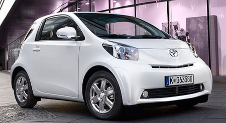 Toyota Has Revealed The Pricing And Specs For Production Iq In Uk Market Is Already Available Booking Now With First Cars To