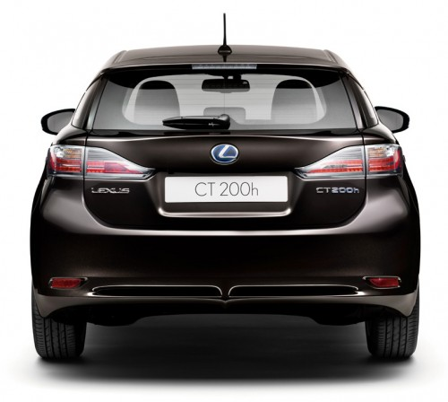 2011 Lexus Ct Suspension: Lexus CT 200h: An In-depth First Look At The Most