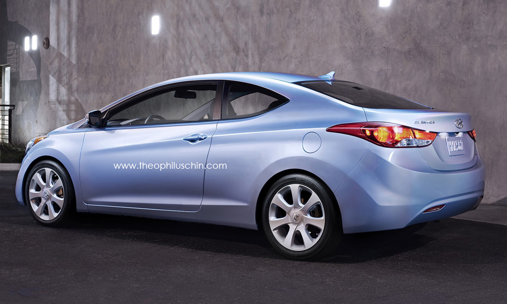 Hyundai Elantra Coupe gets thumb up from US dealers