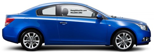 Possibility For A Chevrolet Cruze Coupe In The Family