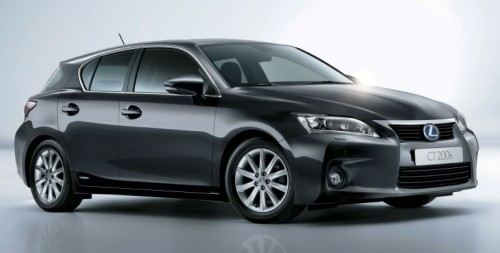 lexus ct 200h: an in-depth first look at the most affordable lexus