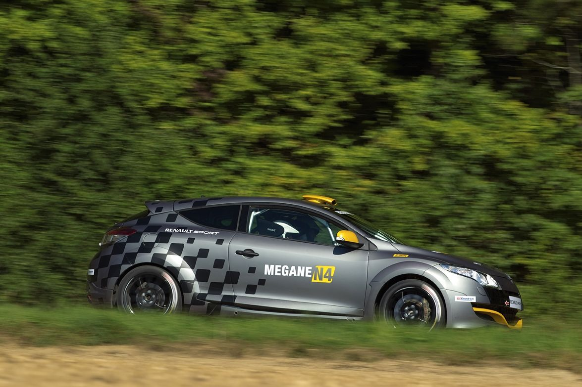 renault megane rs n4 tarmac rally package. Black Bedroom Furniture Sets. Home Design Ideas