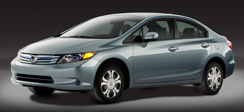 ... The 2012 Civic Lineup Includes A Sedan And A Coupe With Standard Petrol  Models, A New U201cHFu201d High Fuel Economy Version, The U201cSiu201d Performance Version,  ...