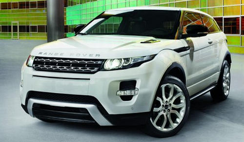 Video Range Rover Evoque A Behind The Scenes Look