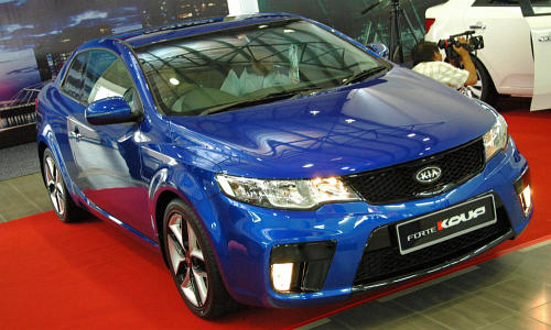 Naza Kia Launches The Forte Koup And Forte 6 Speed Sedan