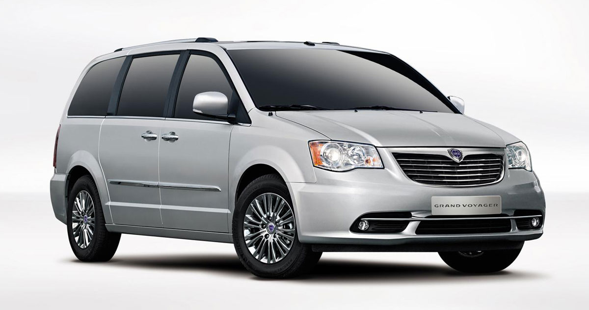 more lancia chryslers grand voyager flavia announced. Black Bedroom Furniture Sets. Home Design Ideas