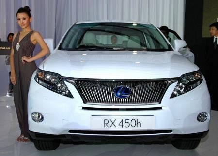 lexus 450 3
