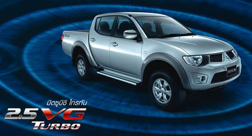 Diesel Engine For Sale >> 2011 Mitsubishi Triton 2.5 VG Turbo: 178 PS and 400 Nm!