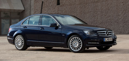 W204 Mercedes-Benz C-Class gets big facelift for 2011