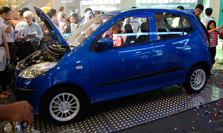Hyundai i10 Malaysia