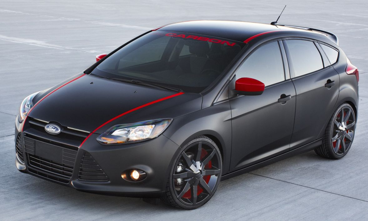 Ford Focus Goes On A Three Car Tuning Spree At La Show