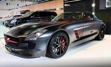 Magno Black SLS AMG