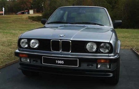 E IX The First BMW With All Wheel Drive - Bmw 325ix