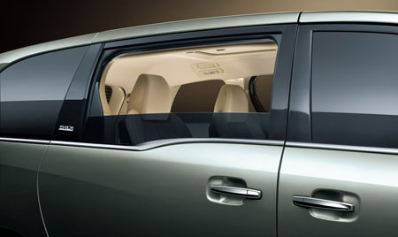 All New Buick Gl8 Mpv Launching This Month In China