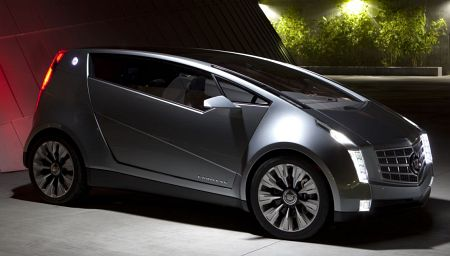 Cadillac Urban Luxury Concept 1