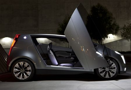 Cadillac Urban Luxury Concept 3