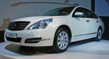 Nissan teana 3.5 premium-cvt