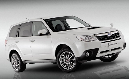 forester s-edition
