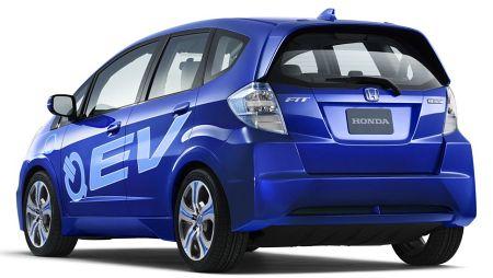 Honda Fit EV Concept 2