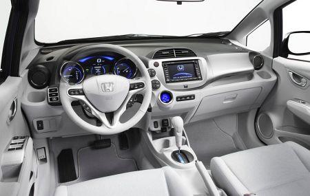 Honda Fit EV Concept 3