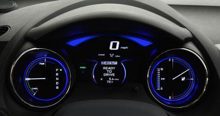 Honda Fit EV Concept 4