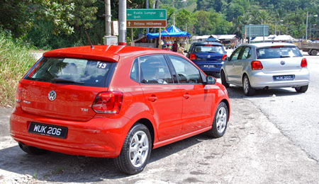 volkswagen polo 1.2 tsi - our first impressions