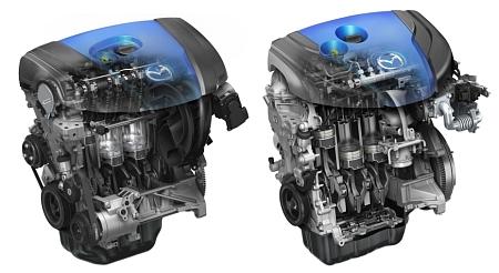 skyactiv engines