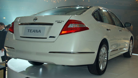 Nissan Teana Launched 2 0 2 5 3 5 V6 From Rm138k