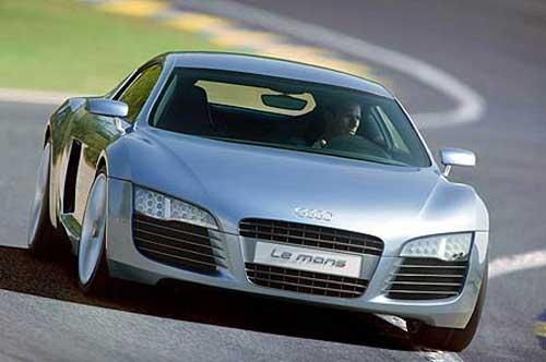 Audi A7. The Audi A7 Sportback Concept!