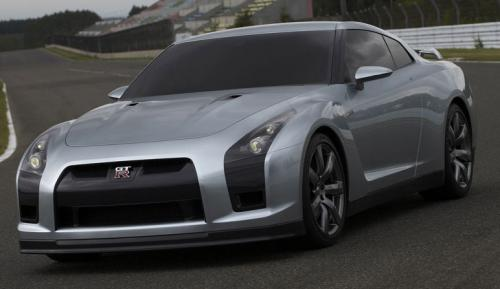 2007 Nissan Skyline GTR - Cobalt SS Network